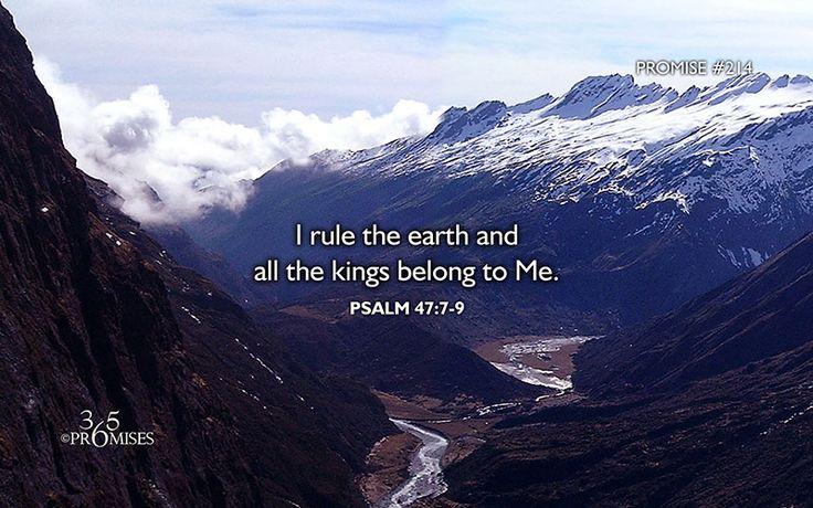 Psalm 47:7-9