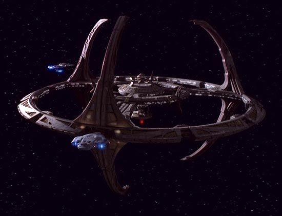 A talented Star Trek fan has recreated some of the epic battle scenes from Star Trek: Deep Space Nine in full HD. Outside of whatever HD scenes the Star Tr...