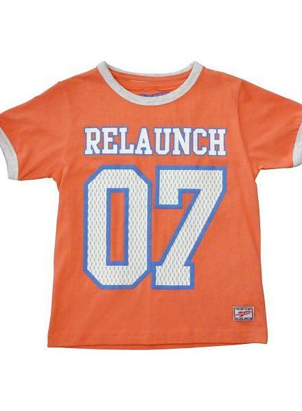 Relaunch Relaunch zachtoranje 07 shirt