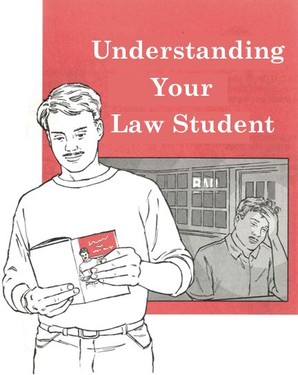10 Steps to Understanding the Law Student in Your Life - Life at NYU Law