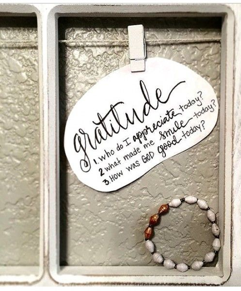 3 ways to be more grateful in the new year: