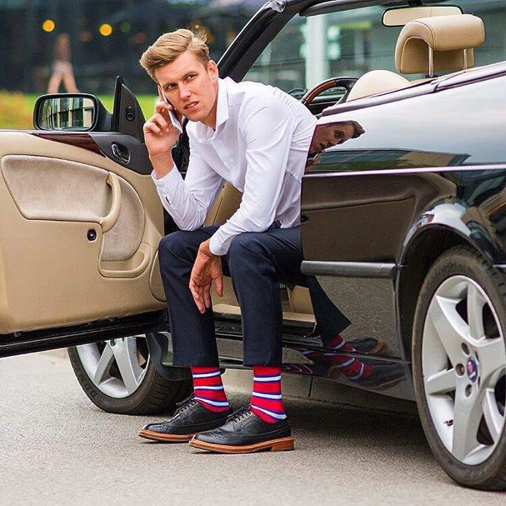Elegant socks