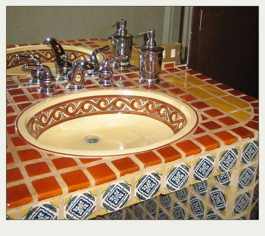 11 best southwest bathroom images on pinterest | haciendas