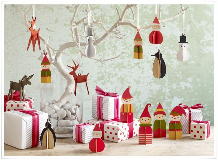 Love Creative People | Décoration 'Nordic Xmas' Design Ideas