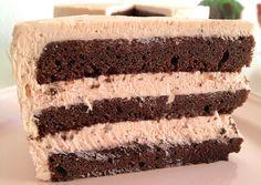 tarta de 3 pisos decoración tarta casera de cumpleaños recetas delikatissen receta facil de tarta de chocolate y fresa decoración de tartas crema de relleno de fresas blog de recetas americanas bizcocho de chocolate chocolate pound cake almíbar de fresa