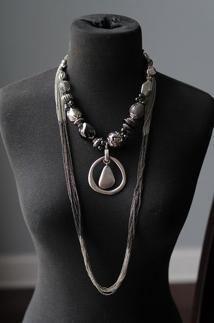 Eclectic with Easy Living Pendant and Manhattan by TheBlingTeam, via Flickr. Premier Designs Jewelry Carolyn Popp