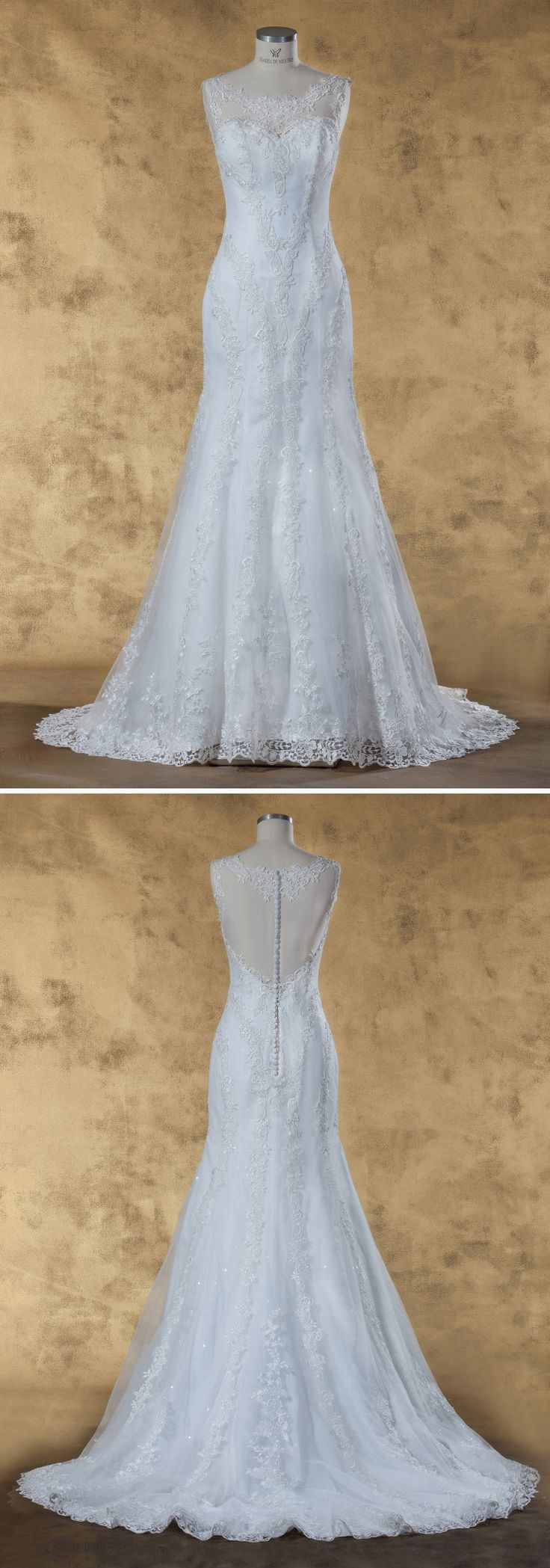 The 129 best Exklusive Brautmode images on Pinterest   Bridle dress ...