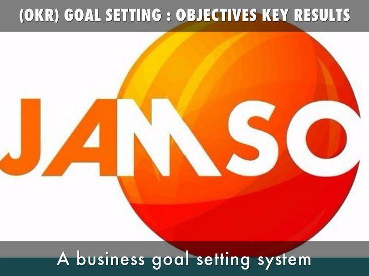 Deck: OKR Objectives Key Results goal setting https://goo.gl/drDHTY  #keymetrics #keytosuccess #goalsetting