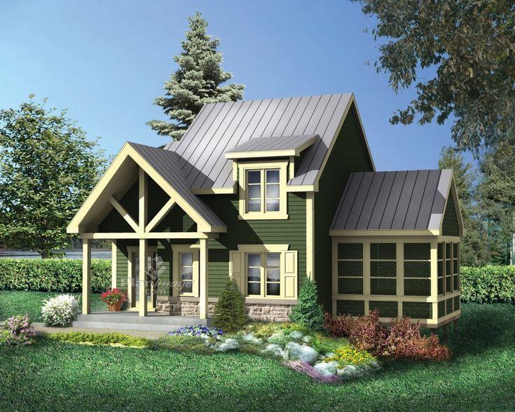 227 best plan de chalet images on Pinterest Home ideas, Bathroom - tva construction maison neuve