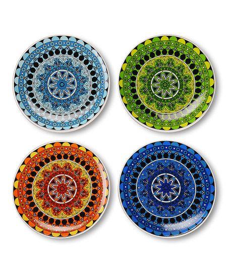 Delhi 6'' Plate Set