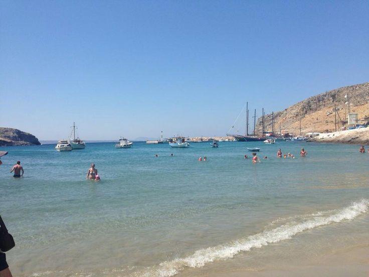 Kos spiaggia