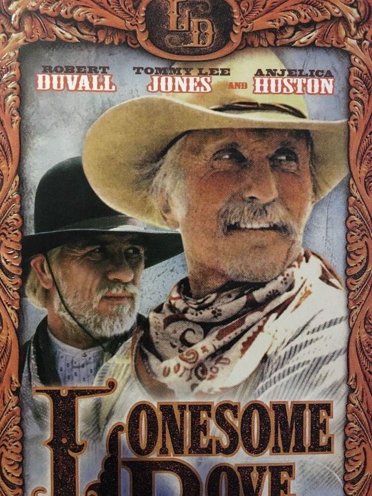 2000 VHS Lonesome Dove Robert Duvall Tommy Lee Jones 707729602736   eBay