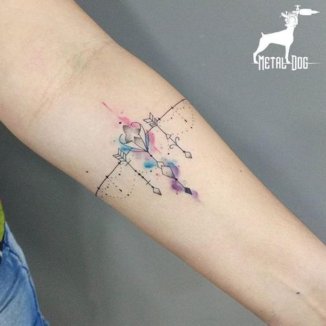 20 ideias de tatuagem bracelete para quem ama desenhos delicados | MdeMulher