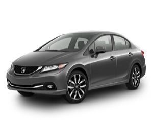 2014 Honda Civic Sedan EX - L  The 2014 version of the ever-popular Honda civic continues to rank near the top of the best value affordable small cars. Added to that, the civic also ranks near the top for the safest and reliable cars year after year. #cars #trucks #SUVs #bicycles #motorcycles #savings #deals #groupbuying #collectivebuying #crowdbuying #socialcommerce