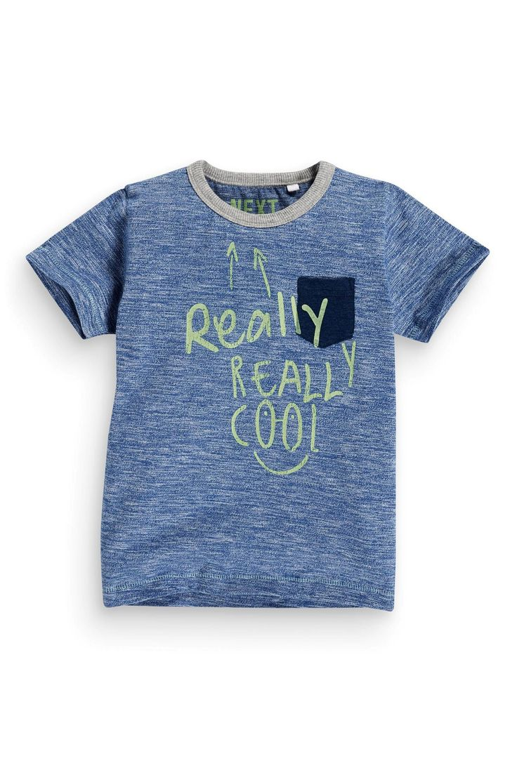buy really cool slogan t shirt 3mths 6yrs from the next uk online shop tees trend boy. Black Bedroom Furniture Sets. Home Design Ideas