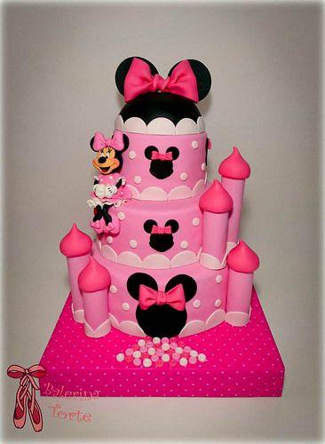 Minnie Mouse Cake – Mini Maus torta by Balerina Torte Jago… | Flickr