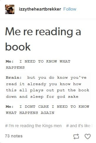 15 Images You'll Understand If You Love Rereading Books