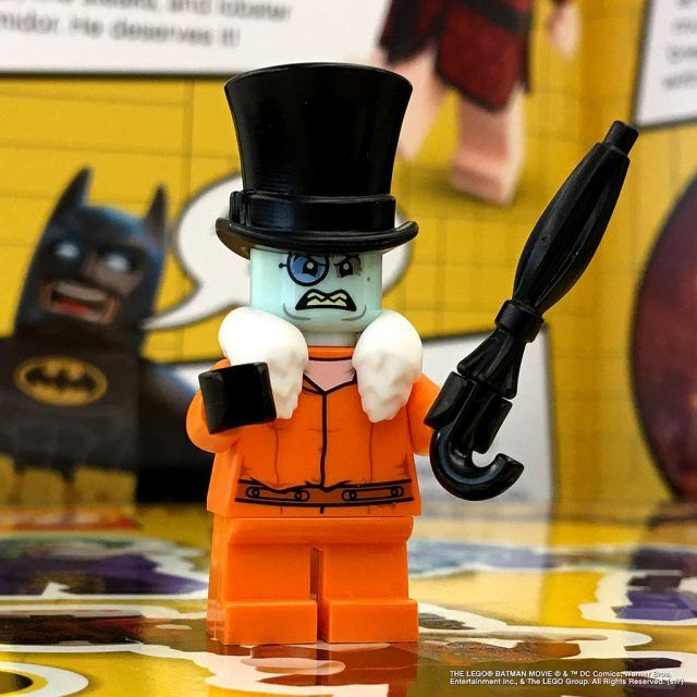 The LEGO Batman Movie Penguin Le Pingouin