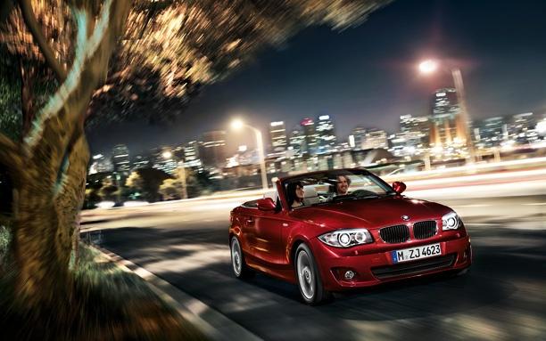 BMW 1 Series Cabriolet
