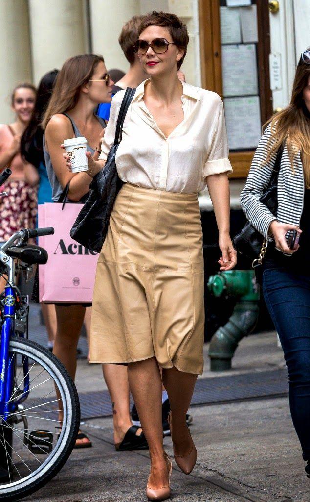 STYLES I LOVE: Maggie Gyllenhaal | RUBIA MALA DE LA MODA