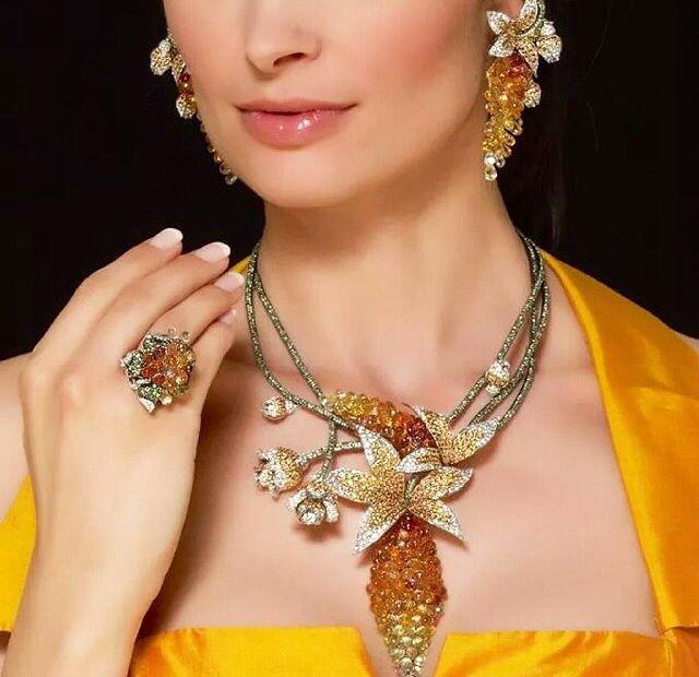 Schreiner jewellery via@katya_perez