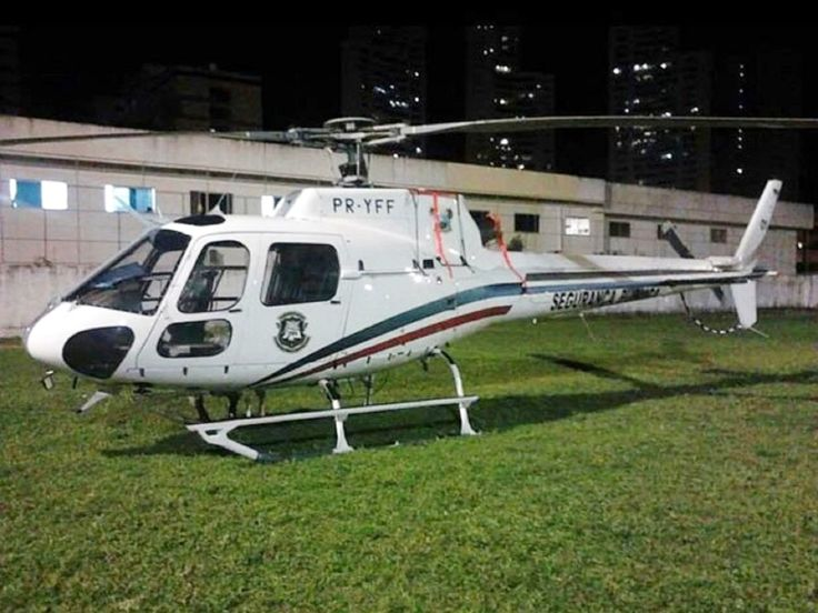 Polícia Militar, Corpo de Bombeiros Militar e Polícia Civil do Rio Grande do Norte - CEIOPAer – Centro Integrado de Operações Aéreas – Grupamento Aéreo Potiguares (GAP) (Brasil). http://www.pilotopolicial.com.br/category/aviacao/brasil/nordeste/rn/