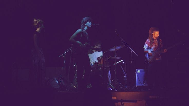 """""""Pixel & Los Hermanos de Plata"""" @ Fernandez Rock"""