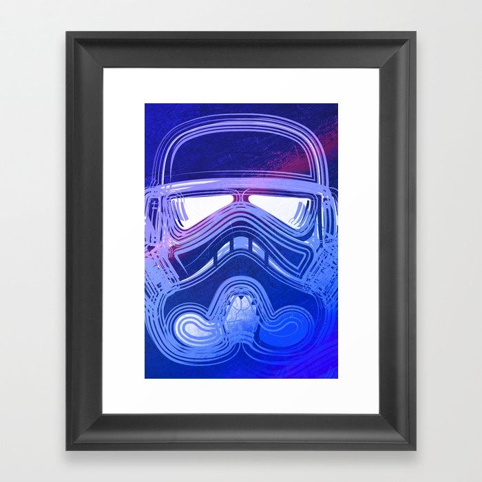 30% Off Wall Art - Ends Tonight at Midnight PT! Pop Trooper Framed Art Print. #framedartprint #framedart #dorm #campus #fraternity #decor #home #gifts #sales #sale #save #discount #deals #cinema #society6 #popular #scifimovie #homegifts #geek #cinema #movie #scifi #geekgifts  #online #shopping #art #design #kids #family #39;s #style *Also available in many cool products