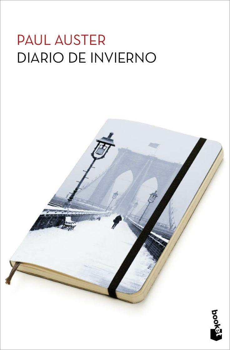 «Diario de invierno», Paul Auster Booket, marzo 2012