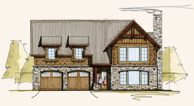 1000 ideas about carriage house plans on pinterest for Carriage house flooring