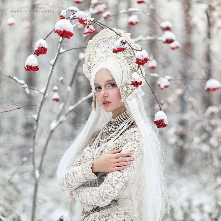 Con increíbles y poderosas imágenes esta fotógrafa trae cuentos de hadas rusos a la vida | Upsocl