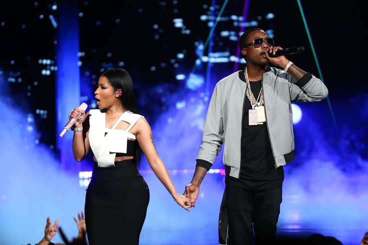 'All Eyes' on Meek Mill and Nicki Minaj