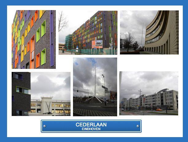 Cederlaan, Strijp, Eindhoven