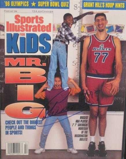 Sports Ilustrated - Mr. Big 4