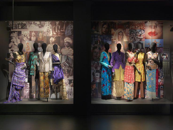 INDIA theme - Dries Van Noten Inspirations @ MoMu Fashion Museum Antwerp / (c) Koen de Waal