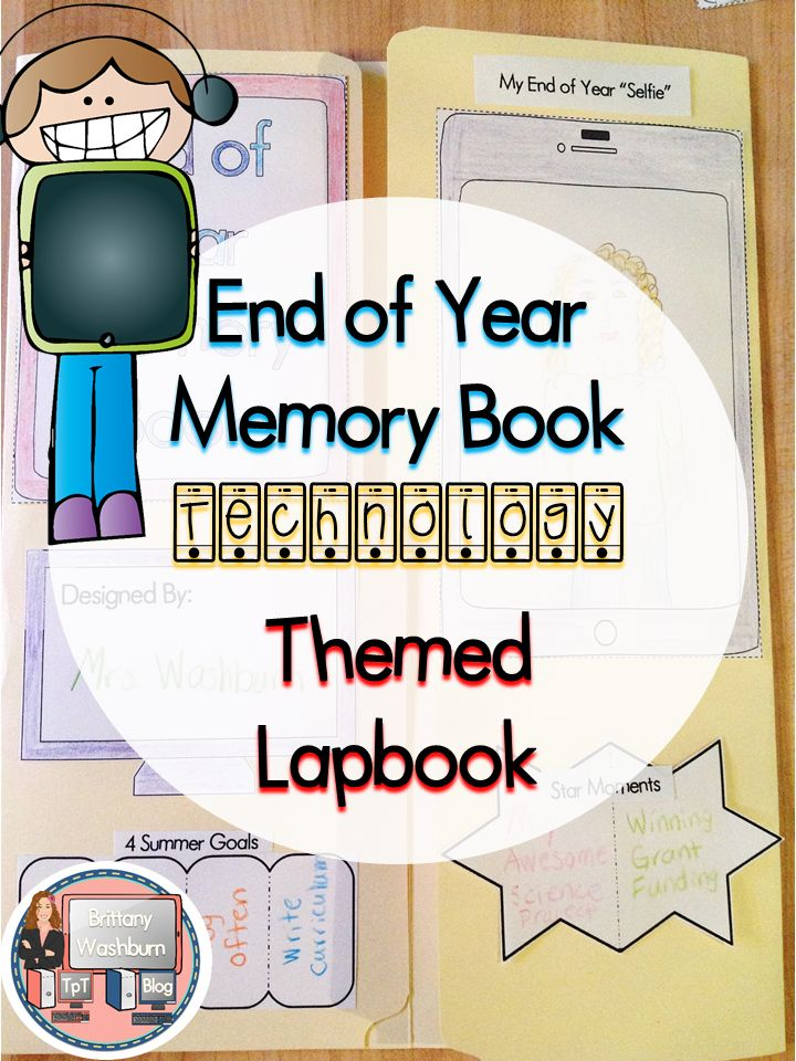 end of year memory book 17 best images about end of the school year joys on 6533