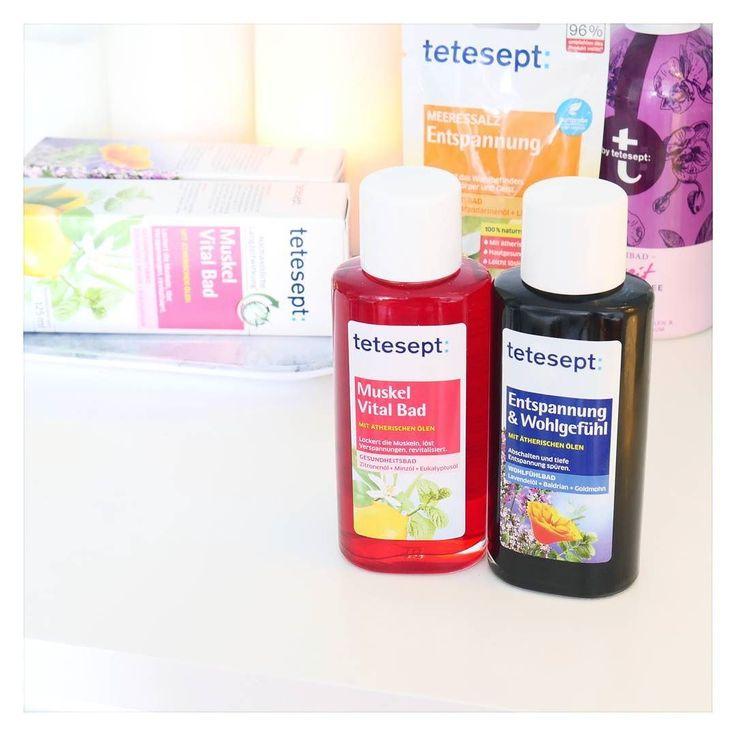Hej Dlaczego by nie rozpocząć dnia od relaksującej kąpieli w towarzystwie przyjemnie pachnących olejków co Wy na to ? Niedługo na blogu pojawi się recenzja produktów do kąpieli Tetesept znacie je ?  Cudownego dnia kochani   #newday #products #tetesept #relax #olejkidokapieli #soldokapieli #plyndokapieli