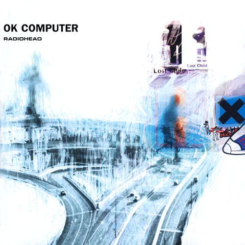 Las letras y el arte visual de OK Computer hacen hincapié en temas comunes, como el consumismo, la desconexión social, el estancamiento polí...