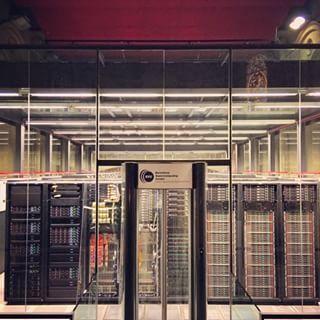 supercomputador mare nostrum, barcelona