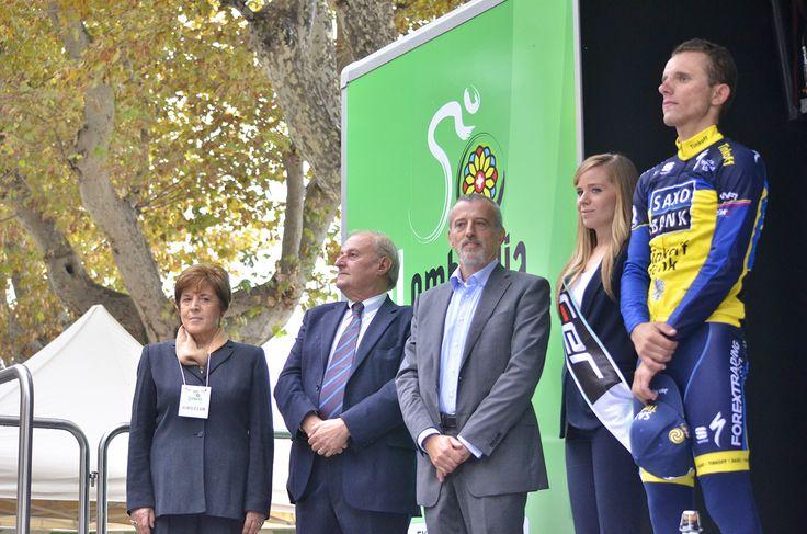 Cerimonia di conclusione del Lombardia 2013