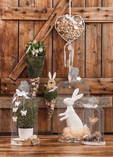 Frühlingserwachen: Jetzt für Ostern basteln!  #ÖsterlichesBasteln Frühlingse...