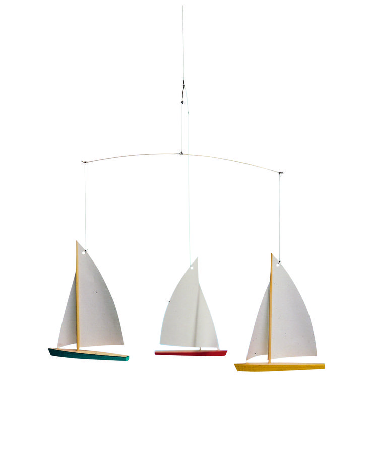 Dinghy Mobile 3 by Flensted Mobiles
