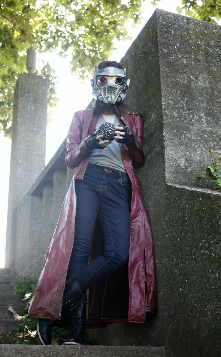 Starlord cosplay by flyrobotfly  Photographed by Tracey Harrison Photography