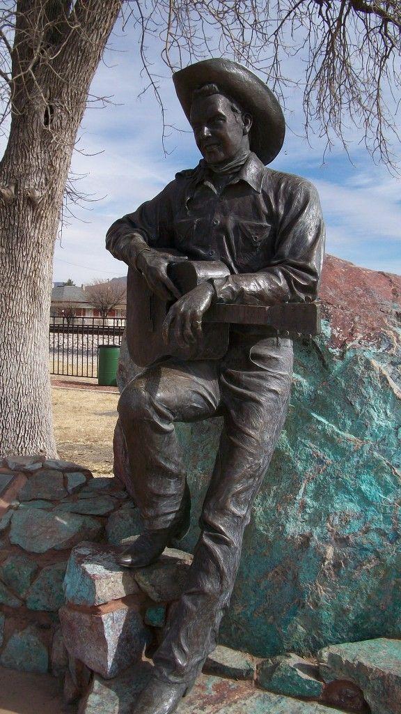 Willcox, AZ, resting place of Warren Earp, Rex Allen and Koko the Horse. Very friendly little town.