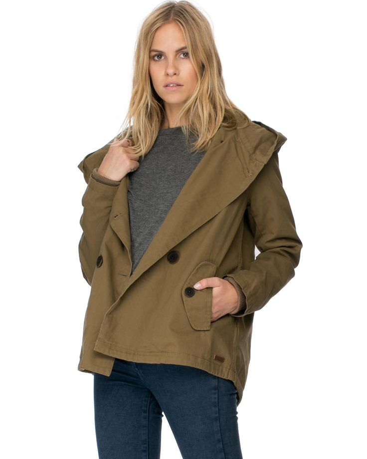 Spin Out Parka by Roxy Online | THE ICONIC | Australia