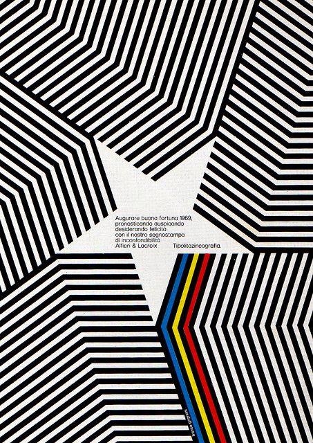 "1969 Magazine Advertisement.  ""Alfieri & Lacroix""  Advertising Office: Studio Grignani  Milano, Italy"
