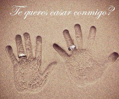 Escribirlo en la arena... Propuesta en la Playa.