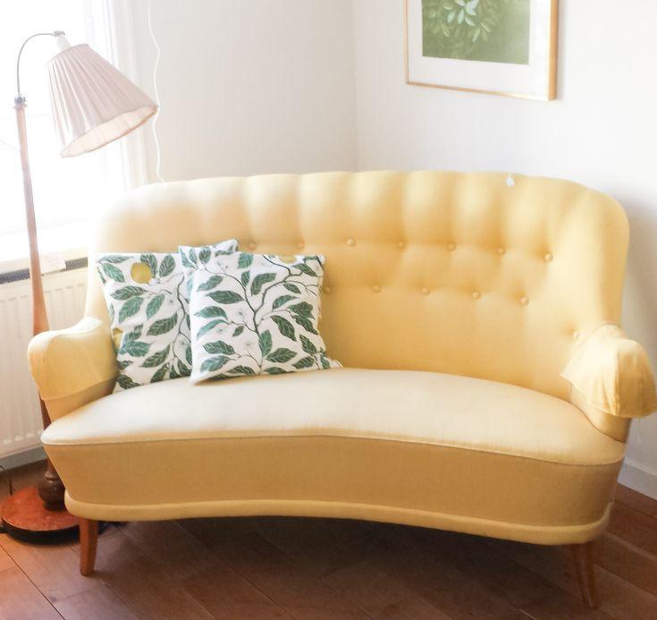 Soffa 40-tal   Vintage Corner