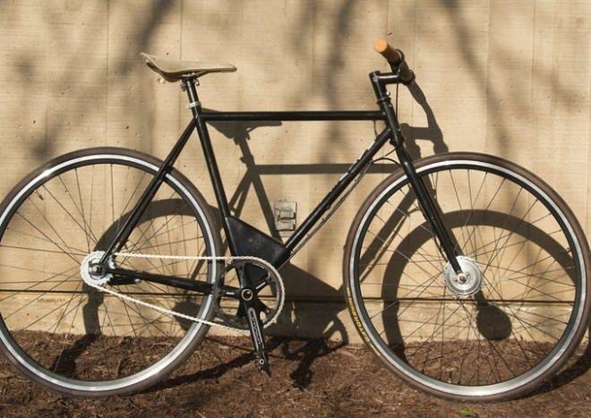 重さわずか11キロ!世界最軽量の電動アシスト自転車「Maxwell EP0」 [えん乗り]