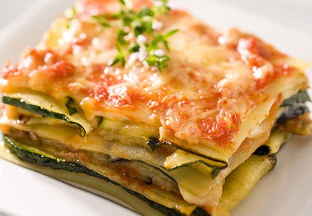 Lasagnes végétariennesPour satisfaire tout le monde (même les enfants !), découvrez ces lasagnes végétarienne